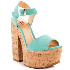 Ver Mont - Mint - Yvonne's #shoes