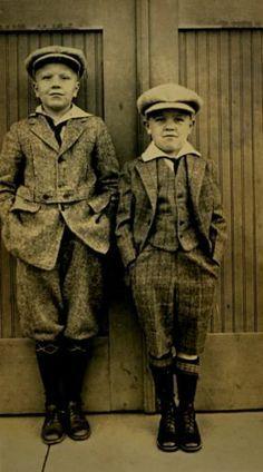 early 1900s fashion men - photo #22