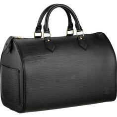 Louis Vuitton Speedy 30 Epi Leather M59222 #bags #fashion