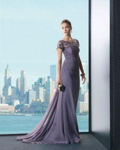 Vestidos de largo para madrinas | Preparar tu boda es facilisimo.com