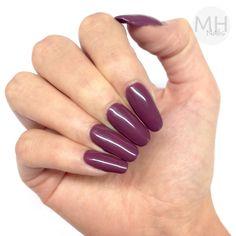 Marvellous Mauve Nails