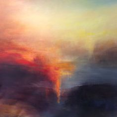 Abstract Landscape, Abstract Art, Painting Inspiration, Cool Art, Original Paintings, Fine Art, Drawings, Artworks, Clever