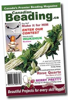 Canadian Beading Magazine - now online and FREE !