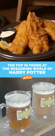 A Harry Potter Obsessive's Guide To Eating At The Wizarding World Of Harry Potter