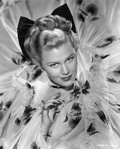 Joan Caulfield- c.1948