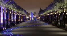 Anaheim Convention Center Grand Plaza | Urban Design | RJM Design Group | California