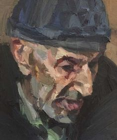 Exhibited at Royal Institute of Oil Painters Annual Exhibition Man Wearing a Woolly Hat, Marrakech measures x cm and is available for The Artist Magazine, Chalk Hill, Wooly Hats, Glasgow School Of Art, Affordable Art Fair, Oil Portrait, Oil Painters, Art Academy, Art Club