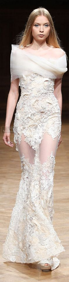 Tony Ward Fall-winter 2014-2015