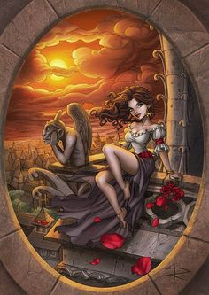 Beautiful Artworks by Sabine Rich http://www.cruzine.com/2013/06/12/beautiful-artworks-sabine-rich/