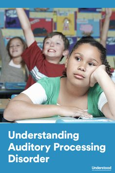 What is auditory processing disorder, or APD? Learn about auditory processing disorder symptoms and how APD can affect people of all ages. Receptive Language, Speech Language Pathology, Expressive Language Disorder, Auditory Processing Disorder, Sensory Integration, Learning Disabilities, Auditory Learning, School Psychology, Special Education