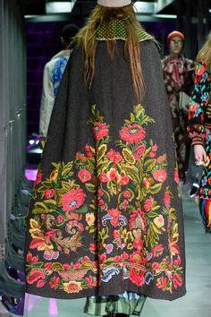 Gucci Print & Pattern Spotlight – Fall 2017