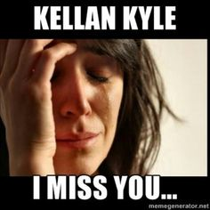 Missing Kellan