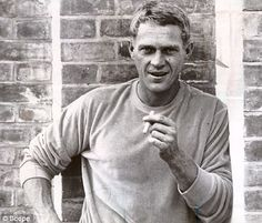 The King of Cool----Steve McQueen