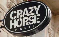 crazy horse paris france - another place I would love to see a show at.
