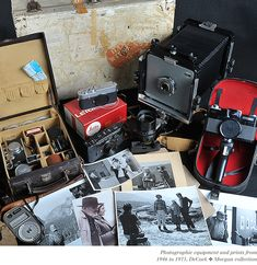 Ansel Adams's Arca Swiss 4x5 Camera Set to Be Auctioned Off Next Month