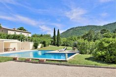 Nice Mansion close to St Tropez #Le_Plan-De-La-Tour  Amazing, authentic Provençal property on a large plot of 11,700 sq ms with panoramic views of the surrounding hills.  The villa is composed of entrance hall on a mezzanine with office, master bedroom with shower room and a dressing room.   On the lower level there is a high ceilinged living room  https://aiximmo.ch/en/listing/nice-mansion-close-to-st-tropez/  #frenchriviera #cotedazur #mallorca #marbella #sainttropez