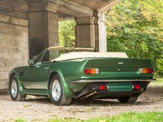 Aston Martin V8 Vantage Volante X-Pack