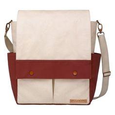 Petunia Pickle Bottom Pathway Pack Diaper Bag In Birch/rust Multi