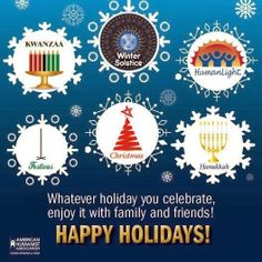 Happy Holidays to all – Hanukkah Winter Holidays, Happy Holidays, Atheist Humor, Festivus, Different Holidays, Happy Hanukkah, Favorite Words, Winter Solstice, Thought Provoking