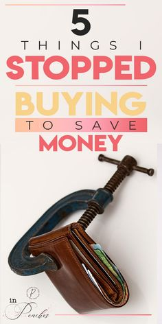 you looking for ways to save money on autopilot? Want to know how to save money even when you're broke? Click through to learn the things I stopped buying to easily start saving money fast! Ways To Save Money, Money Saving Tips, Accounting And Finance, Managing Your Money, Money Fast, Budgeting Money, Financial Tips, Money Matters, Money Management