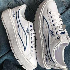 Dr Shoes, Swag Shoes, Hype Shoes, Me Too Shoes, Shoes Sneakers, Puma Sneakers, Pumas Shoes, Aesthetic Shoes, Fresh Shoes