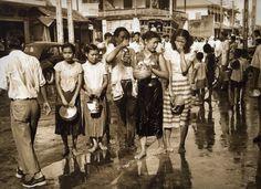 Old Songkran Photo