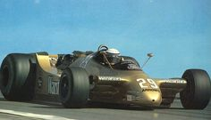 Aarrows A2 Riccardo Patrese 1979. Check out the ground effect aero.