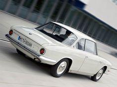 1962 BMW 3200 CS Bertone Coupe
