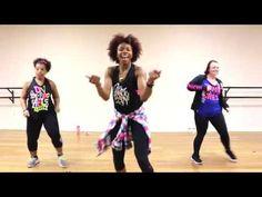 Beat It (Machel Montano) - Zumba® Fitness Choreography - YouTube