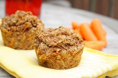 These muffins are good for you! As well as being pretty darn tasty, these carrot and apple muffins are moist, tender and relatively low in fat. They have a gorgeous orange/brown color that looks best when made without muffin papers, so be sure to grease your muffin tin before spooning in the batter. They're excellent …
