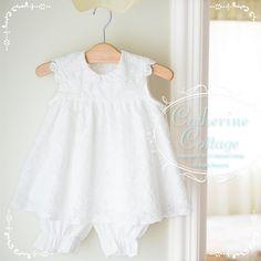 ベビーレースドロワーズ付ワンピース フォーマル  結婚式 80-100cm    子供ドレス 子どもドレス キャサリンコテージ
