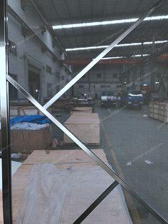 Metal Mesh Screen, Modern Decor, Indoor, Interior