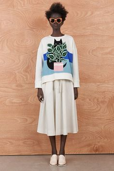 """asiswas: """"Not that I can afford Karen Walker but this is summer 2014 outfit inspo """""""
