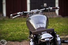 Rewheeled 'Handcrafted motorcycles' – 06 Triumph Scrambler – Rewheeled was started in 2011 when Andreas Norum quit his job his job as CEO for the regional Tourism Authority in Dalsland Sweden, and started a new career building motorcycles. Something which Andreas had been doing for himself since the late nineties. Rewheeled represents for Andreas, a combination of a passion for motorcycles, and a lifestyle change that didn't …