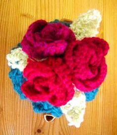 手編みティーコゼー