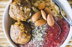 Sweet potato Walnut Truffles | BesmartEatsmart