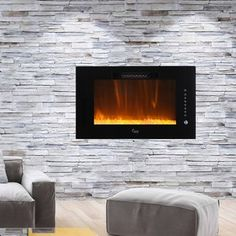 7 Fireplaces Ideas Fireplace Design Fireplace Recessed Electric Fireplace