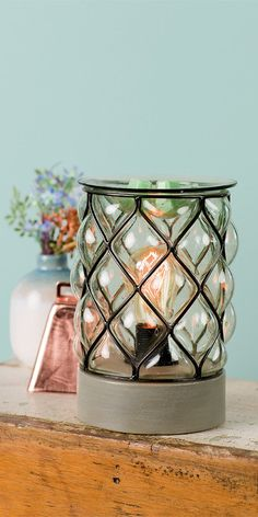Perfect for that country decor! visit my website at www.tsample1207.scentsy.us
