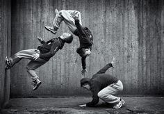 Parkour by Soren Faurby, via Flickr Who does help me to learn this?