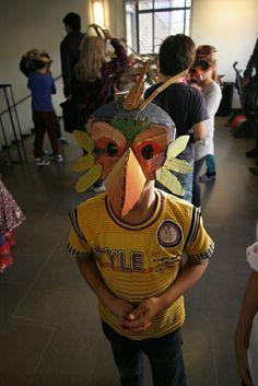 Animal mask workshop | Flickr - Photo Sharing!