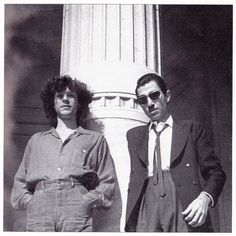 Russel and Ron Mael