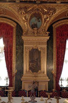 appartements napol on iii salle 87 mobilier et d cors du grand salon d partement des objets. Black Bedroom Furniture Sets. Home Design Ideas