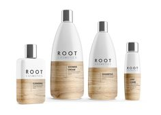 Root Cosmetics Branding and Packaging Design