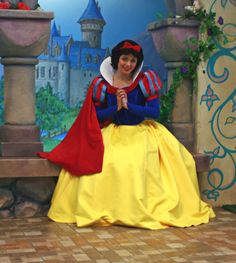 snow white by  The Disney Camera Guy