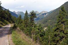 Lechtal - Schwarzwassertal