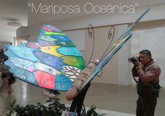 #MariposaOceanica