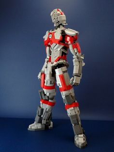 Ultraman Lives | The Brothers Brick | LEGO Blog