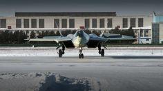 Sukhoi PAK T-50