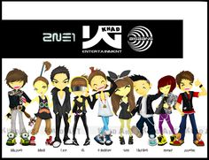YG Family!