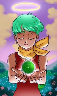 Bulma (RIP Hiromi Tsuru, Japanese voice of Bulma who passed away from aortic dissection on 11/16/17)